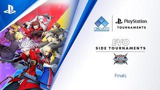 BlazBlue Cross Tag Battle : NA Finals : EVO 2021 Online Side Tournaments : PlayStation Tournaments