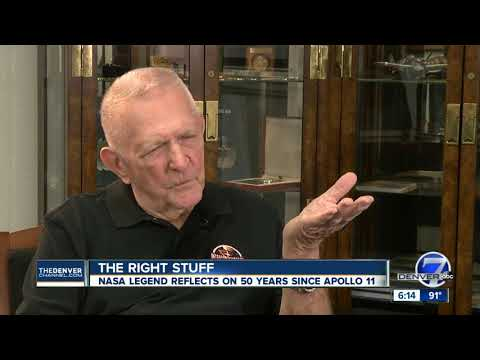 Scott Sands - WATCH: Port Authority Approves Renaming Airport To Honor Gene Kranz
