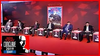 Economy Roundtable: How Indian Business Can Rise In The East | #ConclaveEast19