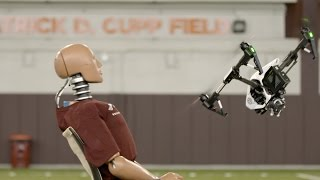 Watch Drones Crash Into Dummies, in the Name of Science