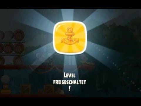 Angry Birds Rio Blossom River All Hidden Gold Anchors Unlock Guide