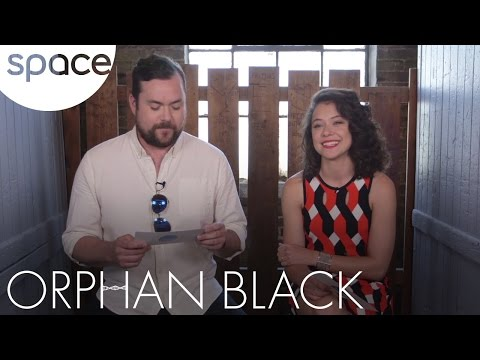 Orphan Black: A Talk of the Clones: Kristian Bruun s Tatiana Maslany