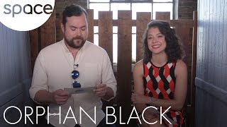 Orphan Black: A Talk of the Clones: Kristian Bruun Interviews Tatiana Maslany