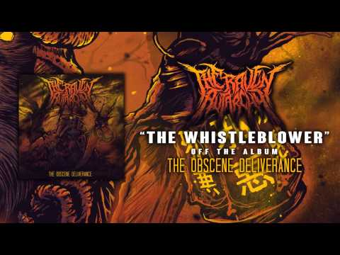 The Raven Autarchy - The Whistleblower (OFFICIAL STREAM)