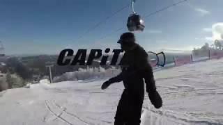 Jakub Szkaradek W Krynistler Snowpark Jaworzyna Krynicka