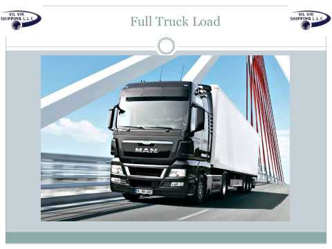 Vil Vik Shipping LLC | Land Transportation Services