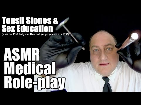 ASMR Medical Exam And Diagnosis