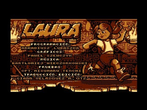 Laura para computadoras Atari