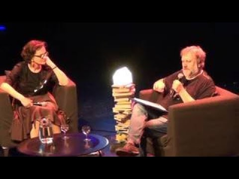 Slavoj Zizek @ Vooruit Gent 24/5/2017 - The Best Documentary Ever