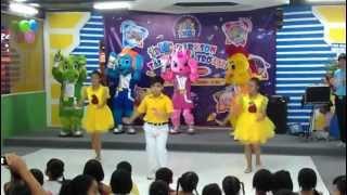 Khai trương khu vui chơi trẻ em tiNiWorld Parkson Tân Bình 22/9/2012