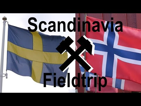 Geological Fieldtrip to Norway & Sweden | Freiburg goes to Scandinavia 2017