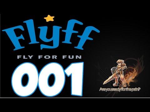Die Welt von Flyff - Let's Play Flyff (Forsaken Flyff) Privat Server #001
