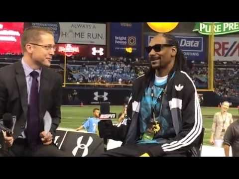 5-Star Super Show: Under Armour Game coverage featuring Snoop Dogg