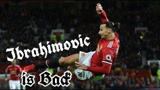 Zlatan Ibrahimovic emotionally comeback - Motivational Video - the lions