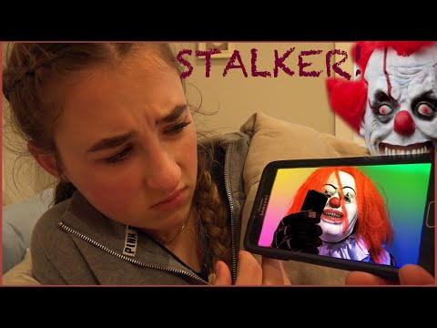 Scary Clown Breaks in Our House Then Sends us a Creepy Video and Texts