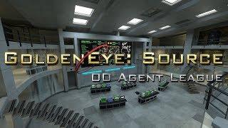 GoldenEye: Source (5.0) - Control - 00 Agent League Match #7