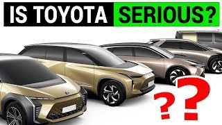 Is Toyota Finally Serious About Electric Cars?