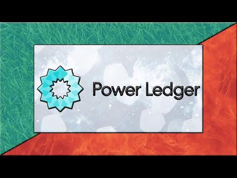What Is Power Ledger (POWR) - Explained