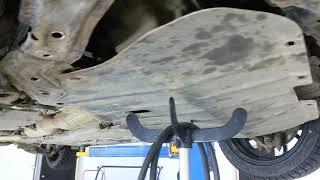 Mazda 6. Промывка масляной системы Wynns oil system cleaner.