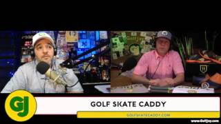 Golf Skate Caddy V2 GolfJay Interview