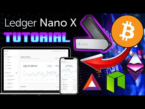 Ledger Nano X Review: How To Set Up Your Wallet: Custom Tokens Tutorial: Bitcoin + ERC-20s