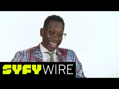 American Gods' Orlando Jones on Mr. Nancy's First Appearance  SYFY WIRE
