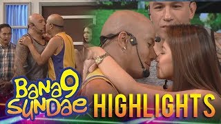 Banana Sundae: Stephanie comes out straight!