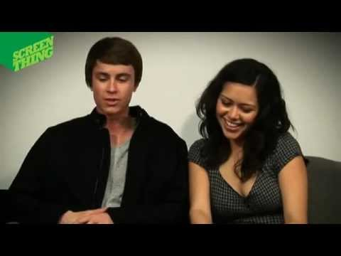 Ben 10  Galadriel stineman and Nathan keyes.