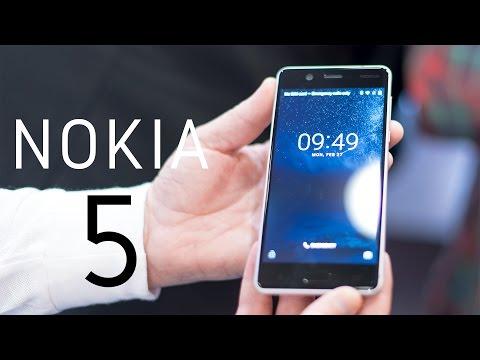 Nokia 5, primeras impresiones en español