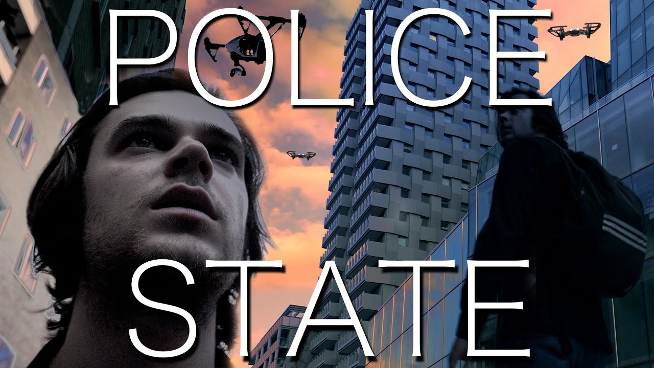 Police State | Dystopian Sci-Fi Short Film