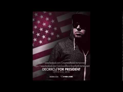 Слушать онлайн  vk.com/realtones . - Рингтон Deorro  For President (Original Mix) оригинал