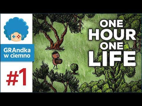One Hour One Life PL #1 | Nagi instynkt przetrwania!