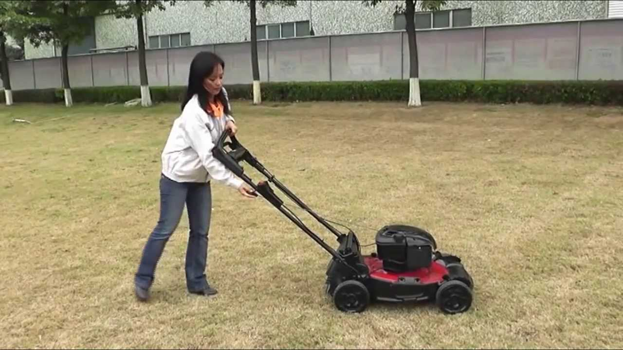 Electric starter for walk behind lawn mowers powerpod vs pull electric starter for walk behind lawn mowers powerpod vs pull string youtube sciox Images