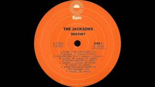 The Jacksons - Shake Your Body (Down To The Ground) Epic Records 1978
