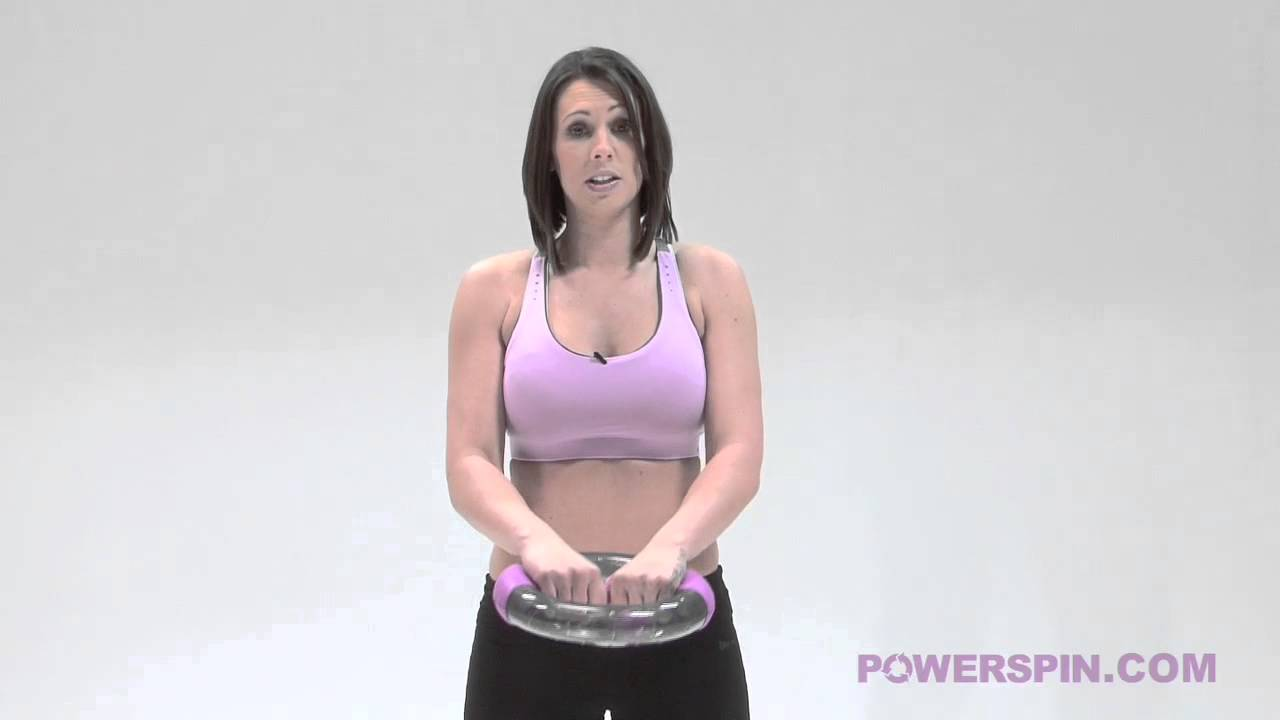 Powerspin by Powerball - Bingo Wings Buster Personal Exercise Class -  YouTube