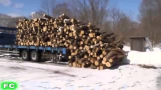 Những tài xế lái xe tải siêu đẳng và liều mạng nhất thế giới