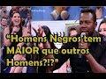 Mulheres russas gostam de homens Negros? - YouTube
