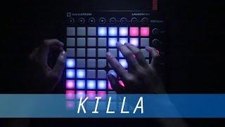 Wiwek & Skrillex - Killa (feat. Elliphant) [Slushii Remix]   FF Launchpad Cover