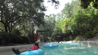Lazy River at Blizzard Beach 2014, Disney World, Orlando, Florida