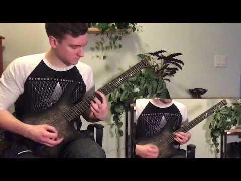 Dance Gavin Dance - Chucky vs. The Giant Tortoise Guitar Cover