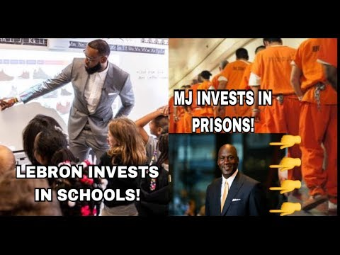 Jordan investing in jails