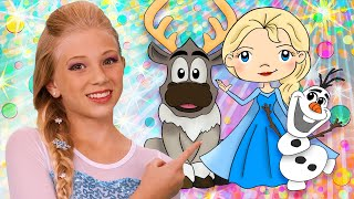 Elsa is the Greatest | WigglePop