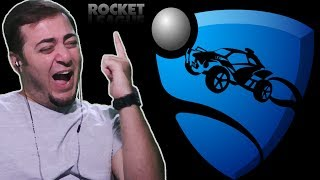 Golü Koklayan Adam - ROCKET LEAGUE