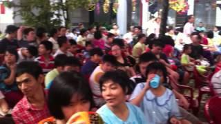 Trung Thu Cho trẻ em tàn tật tại trung tâm trẻ khuyết tật mồ côi Thị Nghè.Q.BT