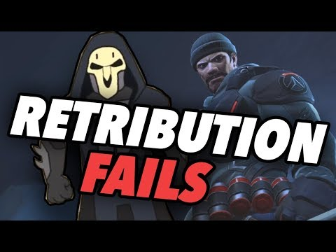 RETRIBUTION - Overwatch World First FAILS