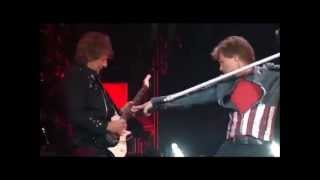 Bon Jovi - You Give Love A Bad Name(Live Tampa 2013)