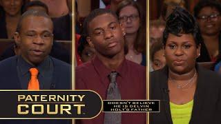 Man Caught Girlfriend Cheating When Skipping School (Full Episode)   Paternity Court