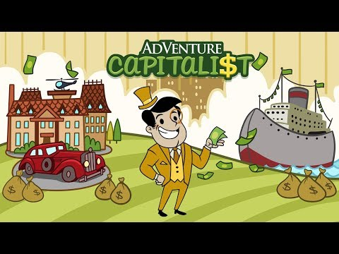 HOW TO BECOME THE RICHEST MAN ON EARTH | AdVenture Capitalist
