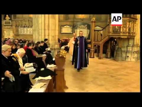 UK - New Archbishop Of Canterbury