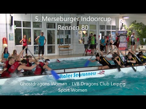 Ghostdragons Woman - LVB Dragons Club Leipzig (Sport Women) | Rennen 80 - 5. Merseburger Indoorcup